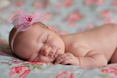 LIttle pink baby girl. #nikistrbian