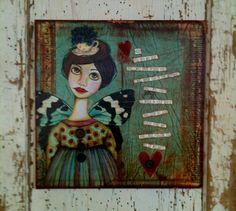 Teacup Fairy by WingAndaPrayerArt on Etsy