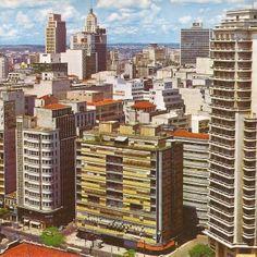Av. Ipiranga, São Paulo, 1960