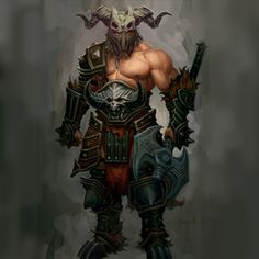 Resultat d'imatges de Vrykul Warrior
