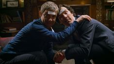 Drunk!Sherlock and John is my new favorite photo of anything ever.