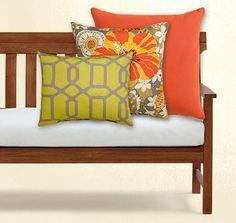 Mix & Match Outdoor Pillows | Cost Plus World Market