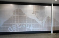 NIKE LOBBY INSTALLATIONS - ACME Scenic & Display