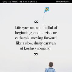 Here are 18 quotes from the bestselling book - the kite runner, which takes you on an emotional yet beautiful life journey of amir and hassan! The Kite Runner Quotes, Kite Quotes, Words Quotes, Sayings, Qoutes, Favorite Book Quotes, Best Quotes, Khaled Hosseini Quotes, Little Prince Quotes