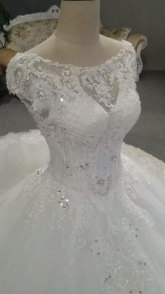 Crystal Wedding Dresses, Wedding Dress Types, Top Wedding Dresses, Princess Wedding Dresses, Bridal Dresses, Wedding Gowns, Lace Long Dresses, Lace Wedding, Peacock Wedding