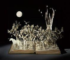 Su Blackwell Art Images | arte contemporanea | artisti stranieri | scultura
