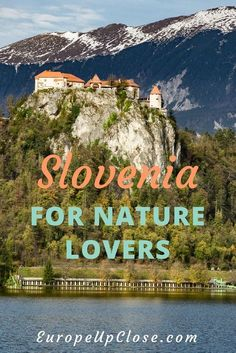 Slovenia Hiking - Best Hiking in Slovenia - Lake Bled - Triglav National Park - Lake Bohinj - Ecotourism Slovenia Europe Destinations, Europe Travel Tips, European Travel, Travel Guides, Hiking Europe, Bled Slovenia, Slovenia Travel, Travel Photographie, Hiking Spots