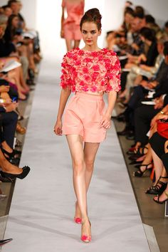 Spring 2013 So bright and chic. Oscar