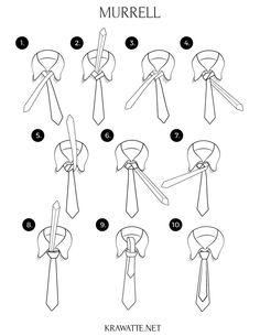Die 31 Besten Bilder Von Krawattenknoten Tie Knots Necktie Knots