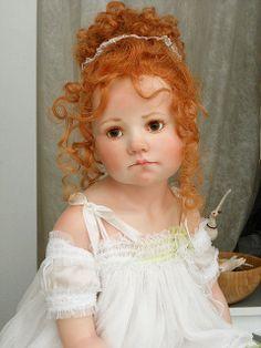 Hildegard Gunzel porcelain doll