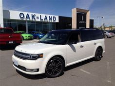 Ford Flex Limited W Ecoboostdvd Head Rest And Way More