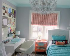 Most modern window treatment ideas that specially designed for children bedrooms are bright, creative and colorful. Description from decor4all.com. I searched for this on bing.com/images