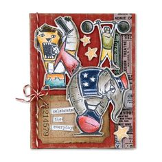 Celebrate the Everyday by Tim Holtz
