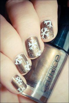 Snowflakes! Already ready for winter again...