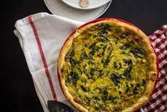 spinach artichoke quiche 1 Artichoke, Quiche, Spinach, Breakfast, Food, Morning Coffee, Artichokes, Essen, Quiches
