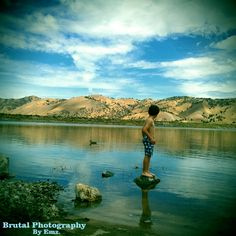 The Lake feat. My Nephew