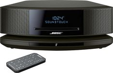 Bose® - Wave® SoundTouch® Music System IV - Black - Larger Front
