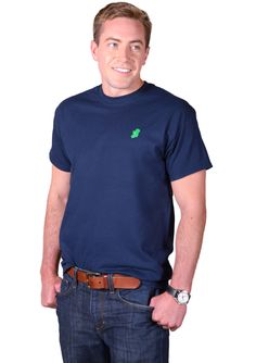The Ireland T-Shirt® - Casual Fit - Navy