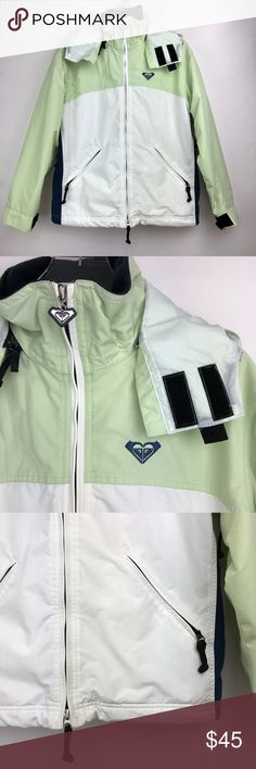 cc9a58e273 Roxy by Quicksilver   Ski jacket Women jacket • Great used condition •  Nylon - Polyester