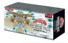 "YUGIOH CARDS ""PREMIUM PACK NO.6"" BOOSTER BOX / Korean Ver / Trading Card Games"