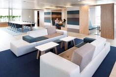 Office building renovation, Randstad Technologies Utrecht, The Netherlands