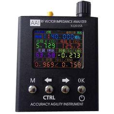 100 % genuine Antenna Analyzer N1201SA+ instrument Talent impedance analyzer tester 35MHz~2.7GHz