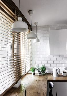 31 Wonderful modern style ideas you want to try - Kitchen Decor Kitchen Room Design, Home Decor Kitchen, Kitchen Interior, Modern Interior, Home Interior Design, Home Kitchens, Deco Design, Beautiful Kitchens, Kitchen Remodel