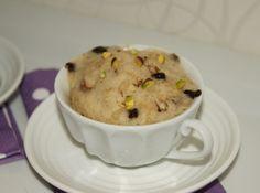 Hrnčekové koláčiky z mikrovlnky - bez vajíčok (fotorecept) - obrázok 11 Muffin, Pudding, Mugs, Breakfast, Cake, Desserts, Foods, Morning Coffee, Pie Cake