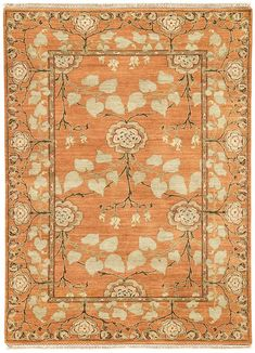 Beautifully mastered in every detail and nuance, the rugs of the Opus collection define accessible luxury.