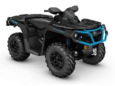 New 2016 Can-Am Outlander XT 650 Matte Black / Octane Blue ATVs For Sale in Oklahoma. 2016 Can-Am Outlander XT 650 Matte Black / Octane Blue, Expand your off-road capabilities with added features – and added value. Get equipped with Tri-Mode Dynamic Power Steering (DPS), a 3,000 pound winch, and heavy-duty front and rear bumpers.
