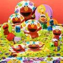 Sesame Street Elmo Party - Party Supplies