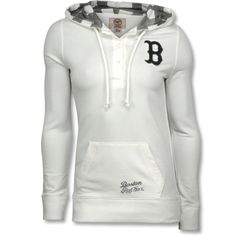 Red Sox Ladies Hampton Hood - White