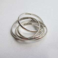 Russian band with engraving Laser Engraving, Silver Rings, Band, Gallery, Classic, Bracelets, Jewellery, Handmade, Derby