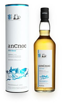 Got one in my bar! AnCnoc 16
