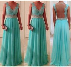 Custom Made A line Sweetheart Floor Length Lace Prom Dresses, Lace Bridesmaid Dresses, Dresses for Prom, Dresses for wedding Party. on Etsy, $169.99