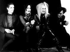 London After Midnight had the best hair