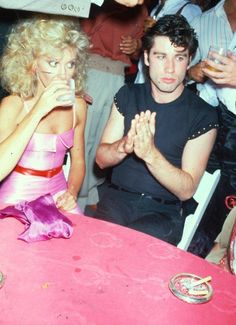 Grease Behind the Scenes Snapshot