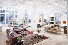 #Eames chairs in New York City!!  A global supplier of both living and office furniture, Michigan headquartered business @hermanmiller, has confirmed it has opened its first retail store in North America.