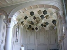 Cubes Abso<br>Chateauform, La ferme de L'abbaye de la Ramée.Elodie  Pacaud architect.