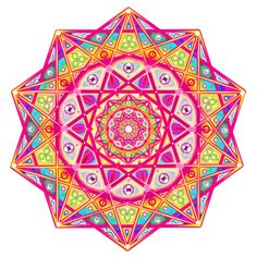 Mandala of Beauty and Infinity by 2D-Tripp.deviantart.com on @deviantART