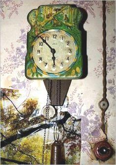 Часы - ходики