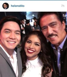Congratulations to the 2 of you. We enjoyed our own show. Eat Bulaga, Mendoza, Congratulations, Twitter