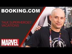 Booking.com - Marvel LIVE! NYCC 2016 - Video --> http://www.comics2film.com/booking-com-marvel-live-nycc-2016/  #Marvel
