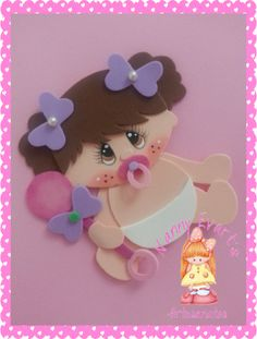 Lembrancinha Baby Shower Menina