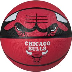 Spalding NBA Courtside Team Outdoor Rubber Basketball Chicago Bulls Official NEW Chino Hills Basketball, Basketball Court Size, Basketball Games For Kids, Basketball Equipment, Basketball Tricks, Volleyball Tips, Basketball Shooting, Sports Equipment, Logo Chicago Bulls