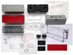 fuseproject: big jambox for jawbone