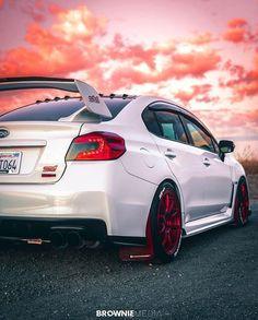 Subaru Impreza Sti, 2015 Subaru Wrx, Subaru Cars, Jdm Cars, Ford Mustang Wallpaper, Mitsubishi Lancer Evolution, Modified Cars, Car Photography, Toyota Corolla