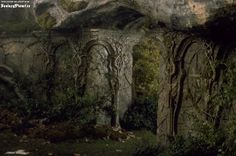 Citadel of Stars: Lothlórien archway