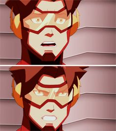 Impulse (Bart Allen) ~ Young Justice