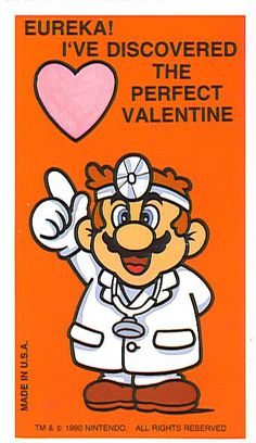 Mario valentine